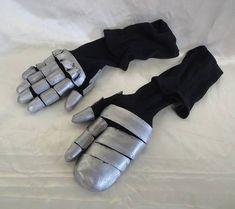 how to make armor gloves armor Saber