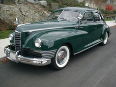 Rare Mint Condition 47 Packard Clipper Special | classic cars | Red Deer | Kijiji Mobile