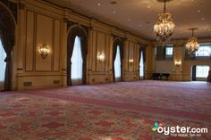 Spanish Ballroom at the Fairmont Olympic Hotel | Oyster.com