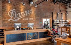 Danner Stores | built by ACME Scenic & Display