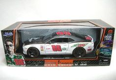 2010 Chevy Camaro SS Dale Earnhardt Jr. #88 Diecast Model Race Car 1:18 Scale by Jada