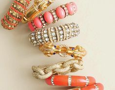 J.Crew baubles, obsessed.