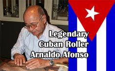 Arnaldo Alfonso, from Cuba, in Victory Cigars rolling for a packed house. Cuba Travel, Rollers, Cuban, Chic Wedding, Cigars, Victorious, Boho Chic, Baseball Cards, How To Plan