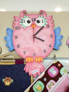 Reloj búho