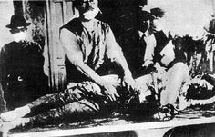 Unit 731, Imperial Japanese Army  (1937-1945) experimented on humans by: Vivisection of living people; prisoners had limbs amputated and reattached to other parts of the body; parts of bodies were frozen and thawed to study the resulting gangrene; they were used as living test cases for grenades and flame throwers; they were injected with strains of diseases to study their effects. Male and female prisoners were deliberately infected with syphilis and gonorrhea via rape, then studied.