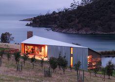 Shearers Quarters by John Wardle Architects - New Zealand