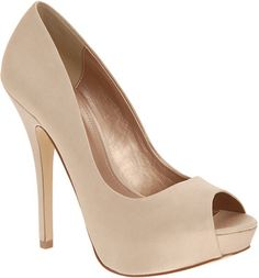 I love nude shoes