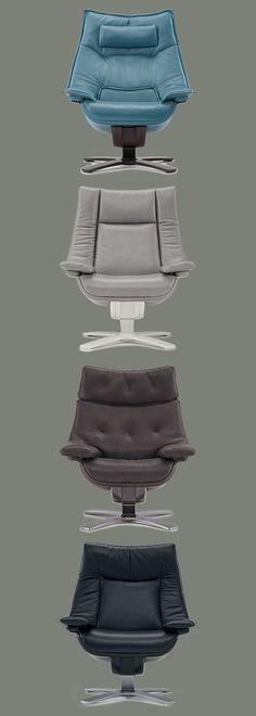 Re-vive Natuzzi Italia Argo, Armchair, Chairs, Home Decor, Italia, Womb Chair, Homemade Home Decor, Tire Chairs, Chair