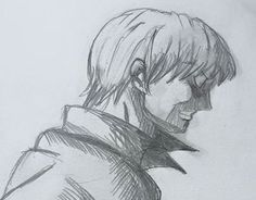 """Check out new work on my @Behance portfolio: """"Manga character and sketch"""" http://on.be.net/1VBGllI"""