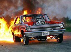 Haciendo arder la calle