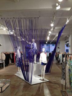 >>>Cheap Sale OFF! >>>Visit>> Sean Slaney instore display pinned by Ton van der Veer Visual Merchandising Displays, Visual Display, Display Design, Online To Offline, Vitrine Design, Decoration Vitrine, Store Window Displays, Boutique Interior, Window Design