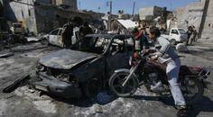 Se intensifican los enfrentamientos en Alepo, Siria