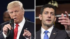 Trump Ryan clash as House speaker vows not to campaign with nominee http://ift.tt/2dGvtEA