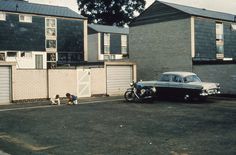 New Town Housing. From the JR James archive.