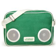 Shoulder Bag G-Force Green