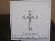 First Holy Communion by Michele G - Cards and Paper Crafts at Splitcoaststampers