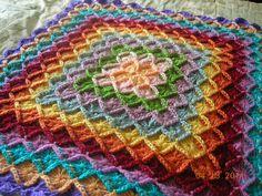 Ravelry: Brenda74's My wool eater blanket