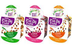 Daco Bello présente une gamme de fruits secs pour un usage au petit déjeuner, dans des céréales ou du yaourt. Le mélange de 150 g est conditionné dans une cup refermable équipée d'un bec verseur. PVC : 3,50€. http://www.marketing-pgc.com/2016/03/18/innovations-mars-2016/
