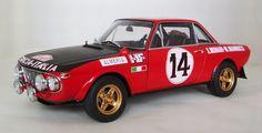1972 - Lancia Fulvia HF Coupe - Rally