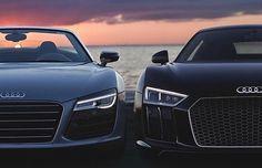 "4,374 Synes godt om, 14 kommentarer – Audi Gram (@audi.gram) på Instagram: ""◾️True Brothers📸: @auditography - - #Audi #cars #audis #audidonkey #audiquattro #quattro…"""