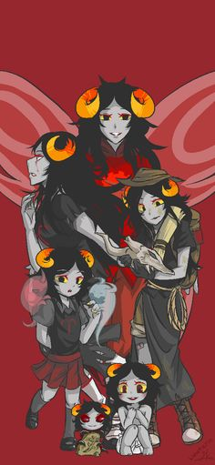 aradia megido Her growth (?) Complete picture 0_0 Next is…. ——Growth picture (Complete)—— [Gamzee Makara] [Terezi Pyrope] [Equius Zahhak] [Kanaya Maryam] [Tavros Nitram] [Feferi Peixes] [Sollux...