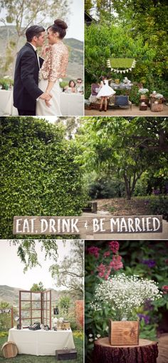 Camarillo Wedding by Marianne Wilson Photography   Style Me Pretty