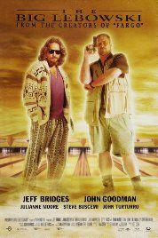 The Big Lebowski (1998) Poster