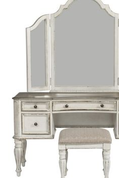 Great bedroom vanity ideas to refresh your home Fancy Bedroom, Simple Bedroom Decor, Modern Master Bedroom, Cute Bedroom Ideas, Modern Bedrooms, Budget Bedroom, Shabby Chic Bedrooms, Master Bedroom Design, Awesome Bedrooms
