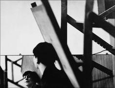 Florence Henri: Self portrait, 1928 Photographer Self Portrait, Self Portrait Photography, Old Photography, Surrealism Photography, Florence Henri, The Dark Side, Experimental Photography, Portraits, Take Better Photos