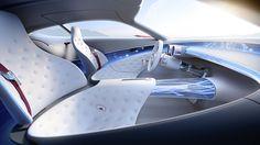 Erste Zeichnungen und Bilder der Vision Mercedes-Maybach 6 - Mercedes-Benz…