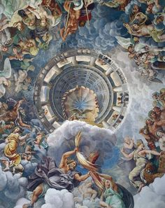 Who Were the Most Legendary Heroes of Ancient Greece and Rome? An Index of Gods and Goddess of World Rennaissance Art, Art Et Architecture, World Mythology, Art Ancien, Renaissance Paintings, Classic Paintings, Old Paintings, Art Et Illustration, Classical Art