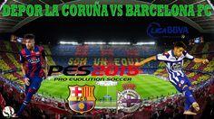 Barcelona vs Deportivo Live Soccer, Barcelona, Sport Watches, Basketball Court, Comic Books, Comics, Sports, Sporty, Hs Sports
