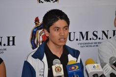Obtiene bachiller de la UMSNH segundo lugar en Olimpiada Nacional de Lógica