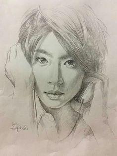 Aiba, Masaki, Fanart, Illustrations, Drawings, Illustration, Drawing, Paintings, Paint