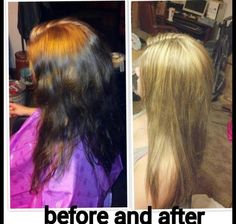 Color correction that I did ❤