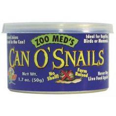 Medium sized unshelled snails.