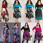 Plus Size Women's Long Evening Party Prom Gown Formal Bridesmaid Cocktail Dress For Summer,To Wear To A Wedding,With Sleeves,Gowns,Formal,Casual,Cocktail,For Party,Cheap,For Work,Maxi,Special Occasions,For Teens,Vintage,For Prom,Flattering,Elegant,For Women,For Spring,Full Figured,For Graduation,Club,For Fall,Curves,For Winter,Boho,Modest,White,Black