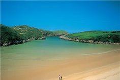 Playa de Poo, Llanes