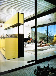 pierre koenig… bailey house / case study house 22, bel air, los angeles (1957)