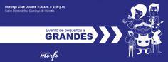 Evento: De pequeños a GRANDES  http://www.desktopcostarica.com/eventos/2013/evento-de-pequenos-grandes #CostaRica