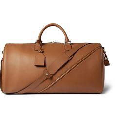 Loewe - Leather Duffle Bag | MR PORTER