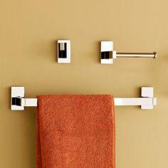 Painting Bathroom Hardware