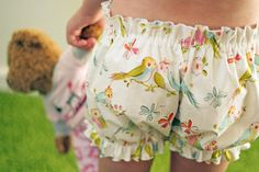 Sweet Dreams Vintage Bloomers pattern  by RabbitRabbitCreation, $7.00