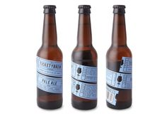 A Beer Brand That Evokes The Theater | Co.Design | business + design