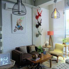 Lovely Living Room Inspiration @hello2madison