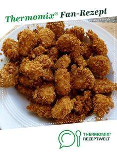 Chicken Nuggets ruckzuck von Cajun. Ein Thermomix ® Rezept aus der Kategorie Hauptgerichte mit Fleisch auf www.rezeptwelt.de, der Thermomix ® Community.