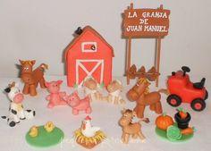 animales de granja en porcelana fria - Buscar con Google