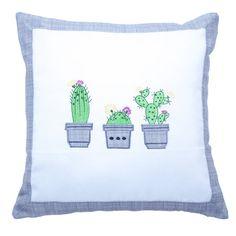 Obliečka na vankúšik Kaktus, 40 x 40 cm Throw Pillows, Baby, Cactus, Toss Pillows, Cushions, Decorative Pillows, Baby Humor, Decor Pillows, Infant