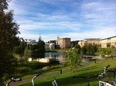 Umeå universitet i Umeå, Sverige