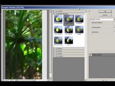 Photoshop Elements Filter Tutorial: Angled Strokes